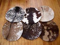 "20"" Goat Skin Djembe Drum Head w/Fur! Natural, Unprocessed & Genuine"