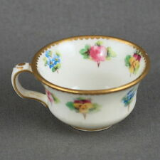 BEAUTIFUL AND RARE ENGLISH CHILD CUP BY MINTON 19TH A)