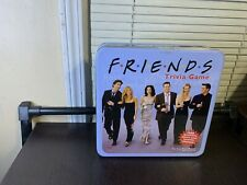 Friends Trivia Game In Blue Collectible Tin 2002