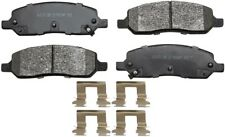 Disc Brake Pad Set-ProSolution Ceramic Brake Pads Rear Monroe GX1172