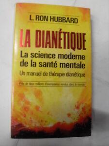 HUBBARD - DIANETIQUE LA SCIENCE MODERNE DE LA SANTE' MENTALE - 1976