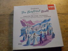 Smetana - Bartered Bride / verkaufte Braut [2 CD Box] EMI Frick Kempe Wunderlich