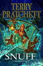 Snuff: A Discworld Novel (Discworld Novels) von Pratchett,... | Buch | gebraucht