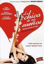 La Chica de mis Suenos Mama tomate la sopa (DVD, 2013) Ricardo Leguizamo Roca
