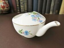 Early 20th c Victoria Porcelain Feeder / Invalid Cup / Victoria Czechoslovakia