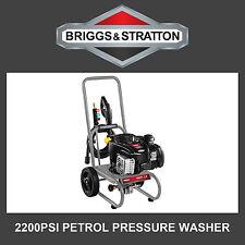 Briggs and Stratton 2200PSI Petrol Pressure Washer