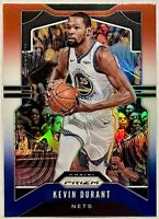 Kevin Durant 2019-20 Panini Prizm Red White and Blue Prizm MINT HOT INVEST🔥
