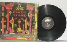 FLAMIN' GROOVIES One Night Stand LP VG+ Plays Well Aussie Vinyl 1986 Aim 1008