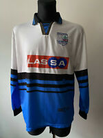 AUTHENTIC MIDDLEWOOD ROVERS J.F.C. FOOTBALL FAN JERSEY SHIRT XL LONG SLEEVES PRO