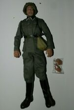 1/6 SCALE DID WW2 GERMAN Sergeant Major, WOLFRAN, Grossdeutschland, LOOSE figure