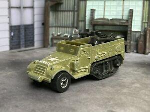 👀Hot Wheels Gun Bucket Mattel 1974 Mattel Made in Hong Kong👀