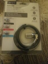 Targus Defcon Universal 3 In 1 Cable Lock