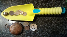 Small Plastic Shovel For METAL DETECTOR, great detecting, no beep digger