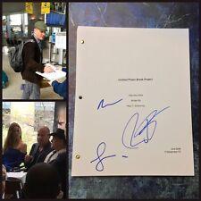 GFA Cast x3 Robert Sarah Dominic * PRISON BREAK * Signed Episode Script P2 COA