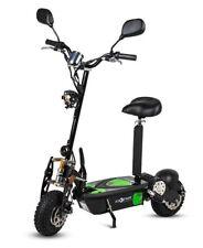 Patinete electrico 800w 40 km/h scooter patin sillin plataforma negra garantia