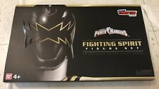 NYCC 2017 EXCLUSIVE POWER RANGERS LEGACY FIGHTING SPIRIT FIGURE SET BRAND NEW