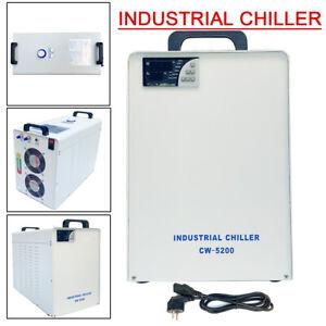 CW-5200 Industrielle Wasserkühler Chiller Co2 Laser Schlauch Laserröhre Graveur