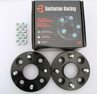 Ford Fiesta ST150 Mk6 / Mk7 Hubcentric Wheel Spacers 4 x 108, 20mm thick