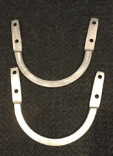 Rig Plate - C shape - Stainless Steel - 1 Pair (F250)