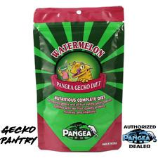 PANGEA WATERMELON FRUIT MIX COMPLETE GECKO DIET / FOOD 16oz