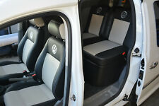 VW Caddy carpeting, front seats retrimming and rock and roll bed