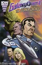 Galaxy Quest Journey Continues #1 (of 4) Subscription Variant Comic Book 2015 -