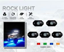 AURORA LED ROCK LIGHT (BLUE) 495 LUMENS 9W EACH CREE LEDS 495 LUMEN