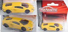 Majorette 212053051 Lamborghini Aventador LP 700-4 gelb 1:64 STREET CARS