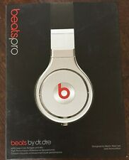 Beats Pro Over the Ear Headphones - Black/Silver - New and Sealed