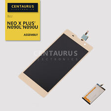 """Assembly For BLU Neo X Plus N090L N090U 5.5"""" LCD Display Touch Screen Digitizer"""