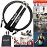 Speed Skipping Rope 3m Adjustable Steel Cable Fitness Exercise Crossfit Boxing