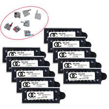 CE 100 kits Dental Orthodontics Metal Brackets MBT 022 Brace 3 4 5 hooks