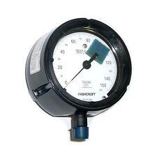 "NEW ~ Ashcroft 1084 45-1082-AS-04L 4.5"" 1/2"" 0-150 Psi Pressure Gauge #2"