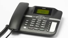 HUAWEI F610 3G GSM DESK TOP PHONE FOR OFFICE, HOME, CALL CENTRES. SIM CARD. NEW