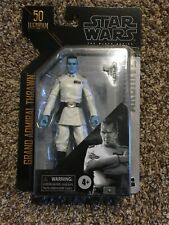 "Star Wars Black Series Grand Admiral Thrawn 6"" Figure"