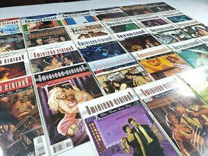 American Century #1-27 Complete Run Lot of DC Comics 2001-2003 Howard Chaykin