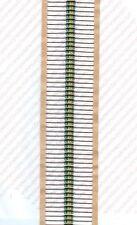 75 Ohm 2 Watt Resistor / RSMF 1% 75R / 897247 R 75-0 / Borg Indak / 100 pcs