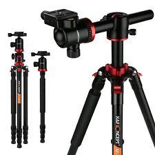 K&f Concept Tm2534t DSLR Camera Tripod & Monopod With Ball Head for Canon Nikon
