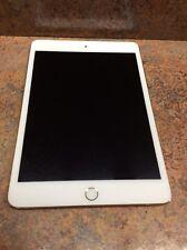 Apple iPad mini 4 64GB, Wi-Fi, 7.9in - Gold Model A1538   MK92J2LL/A