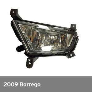 Fog Light Lamp Left Passenger 1Pcs OEM 92201-2J000 (2J001) for Kia 2009 Borrego
