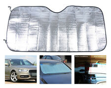Foldable Auto Front Rear Window Sun Shade Car Windshield Visor Cover Block New