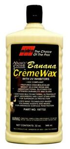 Malco Banana Creme Wax 32oz