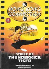 HUELGA DE thunderkick Tiger - NUEVO Artes Marciales DVD