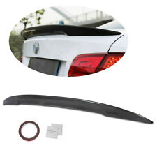 Carbon Style Rear Wing Trunk Lip Spoiler For 07-13 BMW E92 Coupe 328i 335i M3