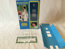 """Custom Vintage Star Wars Holiday Special 12"""" Insertos + Caja De Princesa Leia"""