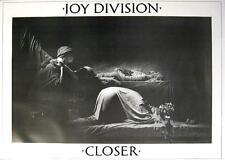 "JOY DIVISION POSTER ""CLOSER"""