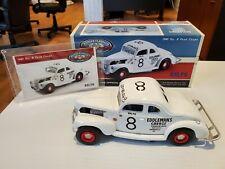 Rare 1940 Ralph Earnhardt #8 Eddleman's Garage 1:24 NASCAR Classics Action MIB