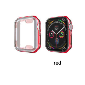 For Apple Watch iWatch Series SE 6 5 4 3 Screen Protector Cover Case 40/42/44mm