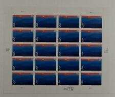 US SCOTT C140 PANE OF 20 GREAT SMOKY MOUNTAINS STAMPS 75 CENT FACE MNH