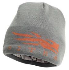 Sitka Reversible Beanie One Size Fits All Windstopper Optifade Woodsmoke Hunting